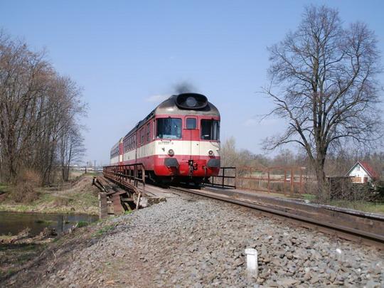 8.4.2010 - úsek Bystrovany - Velká Bystřice: 851.026, Os3531 © Radek Hořínek