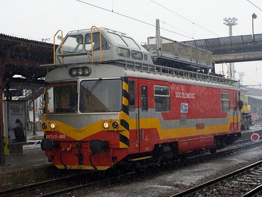 MVTV 2-093 v Přerově © Jiří Řechka
