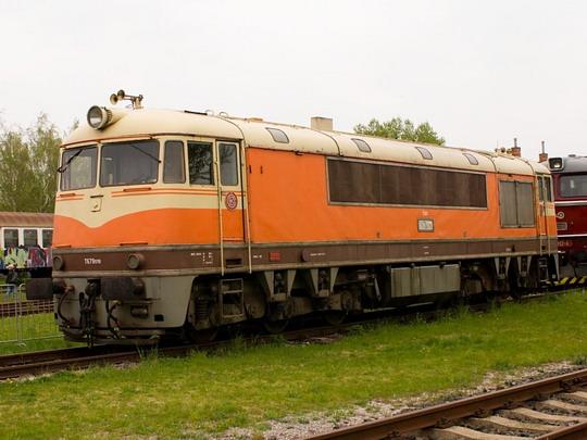 T 679.019 v areálu MDC © Jiří Řechka
