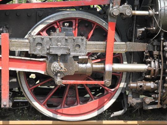 Detail stroje Ty2-953 © Jan Guzik