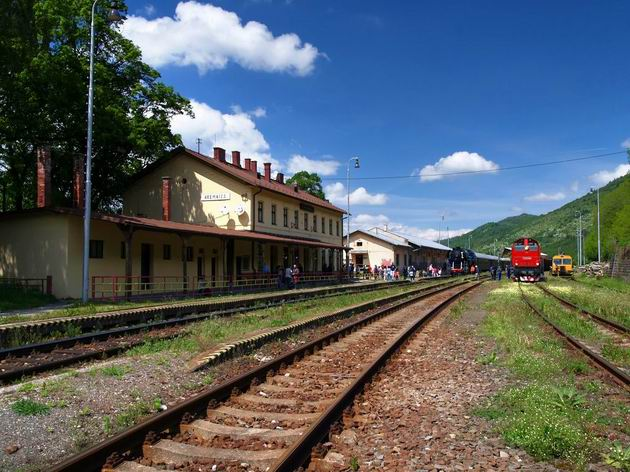 ŽST Kremnica. © Radovan Plevko