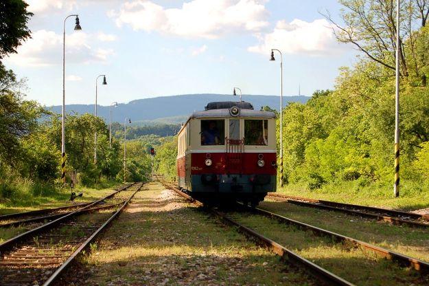 M 262.007 po výkone obieha na stanici v Starej Turej. Sobota 5. 6. 2010. © M. Hrin