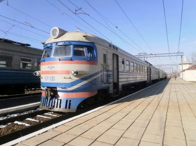 Stanice Sjanki, jednotka ER1-138, 28.10.2010 © Jiří Mazal