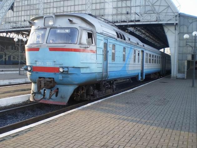 Lvov, DR1A-203, 28.10.2010 © Jan Přikryl