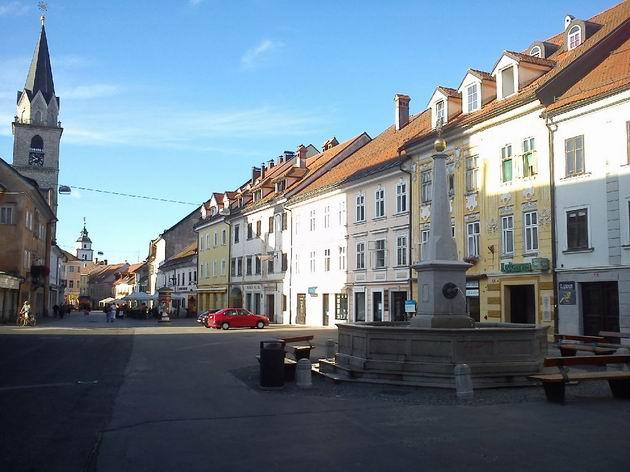 7.9.2011. Kranj: náměstí © Rastislav Štangl