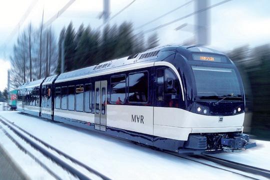 Az egyik lehetséges utód<br>(forrás: Stadler Rail)