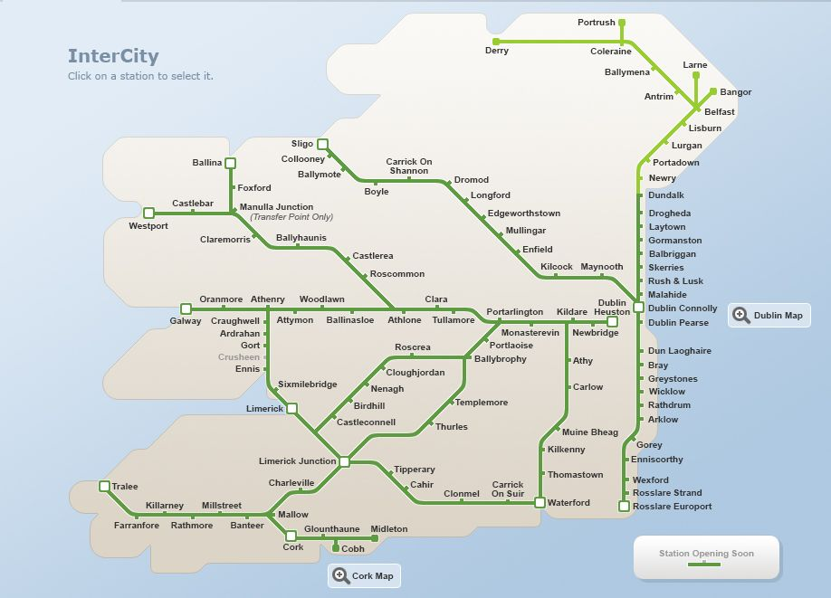 Irsko 1 Dil Vlaky Net