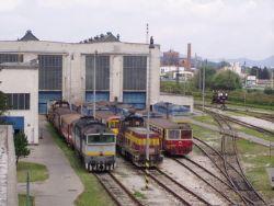 datovania železnice pracovníka