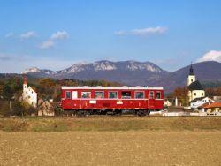 Oslavy 100. výročia miestnej trate Nemšová - Lednické Rovne