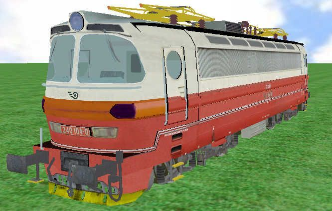 Trainz Railroad Simulator 2006 a novšie | VLAKY NET